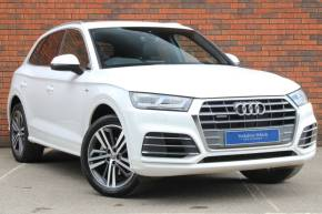 2017 (67) Audi Q5 at Yorkshire Vehicle Solutions York