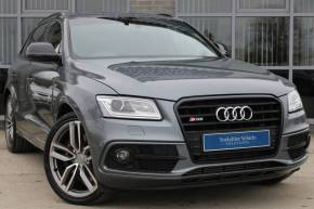 2016 (16) Audi SQ5 at Yorkshire Vehicle Solutions York