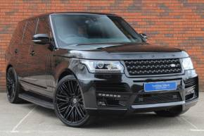 2015 (65) Land Rover Range Rover at Yorkshire Vehicle Solutions York