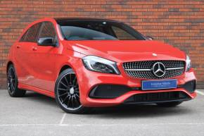 2016 (66) Mercedes-Benz A Class at Yorkshire Vehicle Solutions York