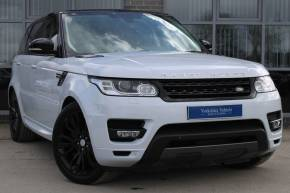 2016 (66) Land Rover Range Rover Sport at Yorkshire Vehicle Solutions York