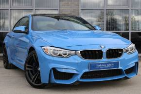 2014 (14) BMW M4 at Yorkshire Vehicle Solutions York