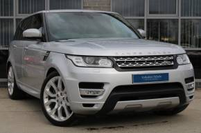 2017 (67) Land Rover Range Rover Sport at Yorkshire Vehicle Solutions York
