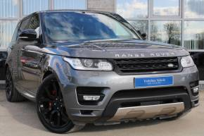 2015 (65) Land Rover Range Rover Sport at Yorkshire Vehicle Solutions York