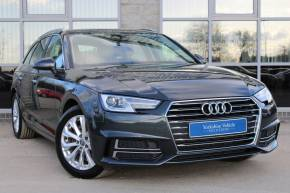 2020 (20) Audi A4 at Yorkshire Vehicle Solutions York