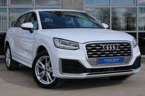 2019 (19) Audi Q2 at Yorkshire Vehicle Solutions York
