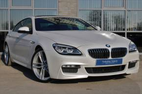 2017 (17) BMW 6 Series at Yorkshire Vehicle Solutions York