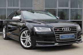 2016 (16) Audi S8 at Yorkshire Vehicle Solutions York