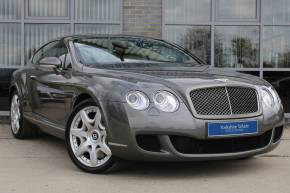 2008 (08) Bentley Continental GT at Yorkshire Vehicle Solutions York