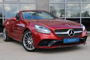 2018 (18) Mercedes-Benz SLC at Yorkshire Vehicle Solutions York