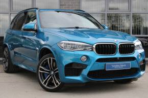 2017 (17) BMW X5 M at Yorkshire Vehicle Solutions York