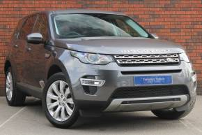 2015 (15) Land Rover Discovery Sport at Yorkshire Vehicle Solutions York