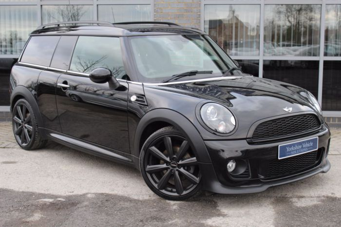 Mini Clubvan 1.6 Cooper D Van Panel Van Diesel Black