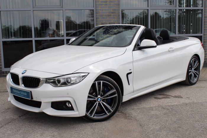 second hand bmw 4 series 430d m sport auto for sale in york north yorkshire yorkshire vehicle. Black Bedroom Furniture Sets. Home Design Ideas