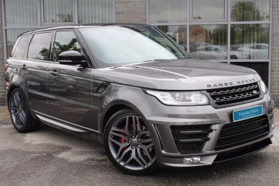 Land Rover Range Rover Sport 3.0 SDV6 HSE Dynamic 5dr Auto Estate Diesel Grey at Yorkshire Vehicle Solutions York