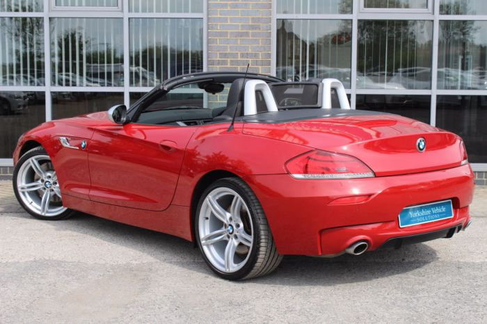 Second Hand Bmw Z4 35is Sdrive 2dr Dct For Sale In York