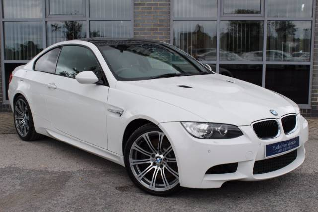 BMW M3 M3 4.0 V8 DCT Coupe Petrol White