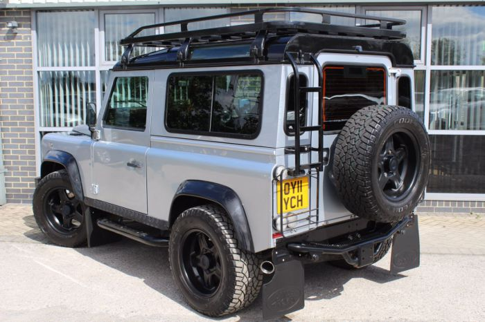Used Land Rover Defender 90 2 4 Tdi Xs Twisted P10 For