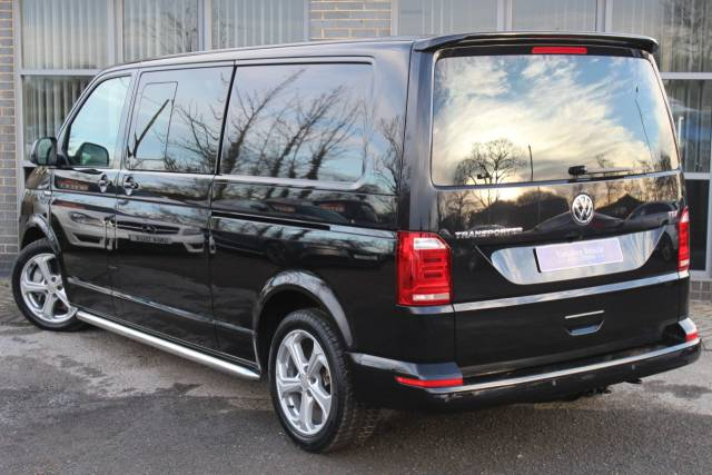2016 Volkswagen Transporter 2.0 TDI BlueMotion Tech T32 Highline DSG 204 PS