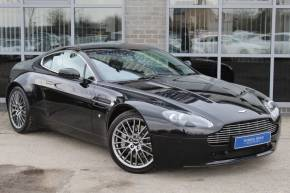 Aston Martin Vantage 4.7 V8 Sportshift Hatchback Petrol Black at Yorkshire Vehicle Solutions York