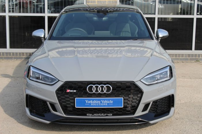 Audi RS5 2.9 TFSI Quattro 2dr Tiptronic Coupe Petrol Grey