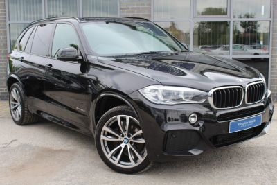 BMW X5 3.0 xDrive30d M Sport 5dr Auto [7 Seat] Estate Diesel BlackBMW X5 3.0 xDrive30d M Sport 5dr Auto [7 Seat] Estate Diesel Black at Yorkshire Vehicle Solutions York