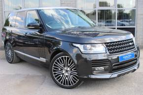 Land Rover Range Rover 3.0 TDV6 Vogue SE Overfinch Auto Estate Diesel Grey at Yorkshire Vehicle Solutions York