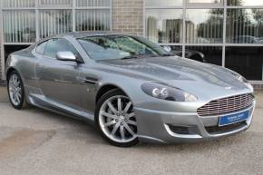 Aston Martin DB9 5.9 V12 2dr Touchtronic Auto Coupe Petrol Silver at Yorkshire Vehicle Solutions York