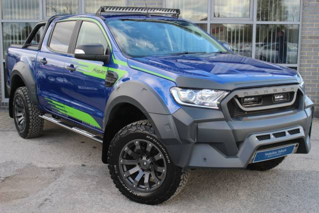 Ford Ranger Pick Up Double Cab MS-RT M Sport Limited 2 3.2 TDCi Auto Pick Up Diesel Blue