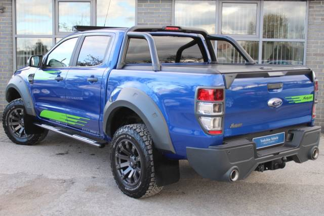 2017 Ford Ranger Pick Up Double Cab MS-RT M Sport Limited 2 3.2 TDCi Auto