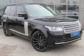 Land Rover Range Rover 3.0 TDV6 Vogue 4dr Auto Estate Diesel Black at Yorkshire Vehicle Solutions York