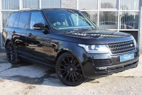 2018 (67) Land Rover Range Rover at Yorkshire Vehicle Solutions York