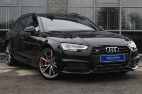 Audi S4 Avant 3.0 S4 Quattro 5dr Tip Tronic Estate Petrol Black at Yorkshire Vehicle Solutions York