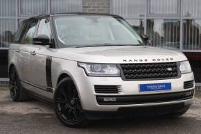 Land Rover Range Rover 3.0 TDV6 Vogue SE Auto Estate Diesel Gold at Yorkshire Vehicle Solutions York