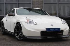 Nissan 370Z 3.7 Nismo Coupe Petrol White at Yorkshire Vehicle Solutions York