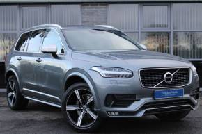 Volvo XC90 2.0 D5 R DESIGN 5dr AWD Geartronic Estate Diesel Grey at Yorkshire Vehicle Solutions York