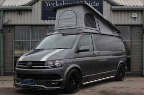 Volkswagen Transporter 2.0 TDI BMT 150 Trendline Van DSG Crew Van Diesel Grey at Yorkshire Vehicle Solutions York