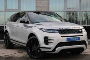 Land Rover Range Rover Evoque 2.0 P200 R-Dynamic HSE 5dr Auto Estate Petrol Silver at Yorkshire Vehicle Solutions York